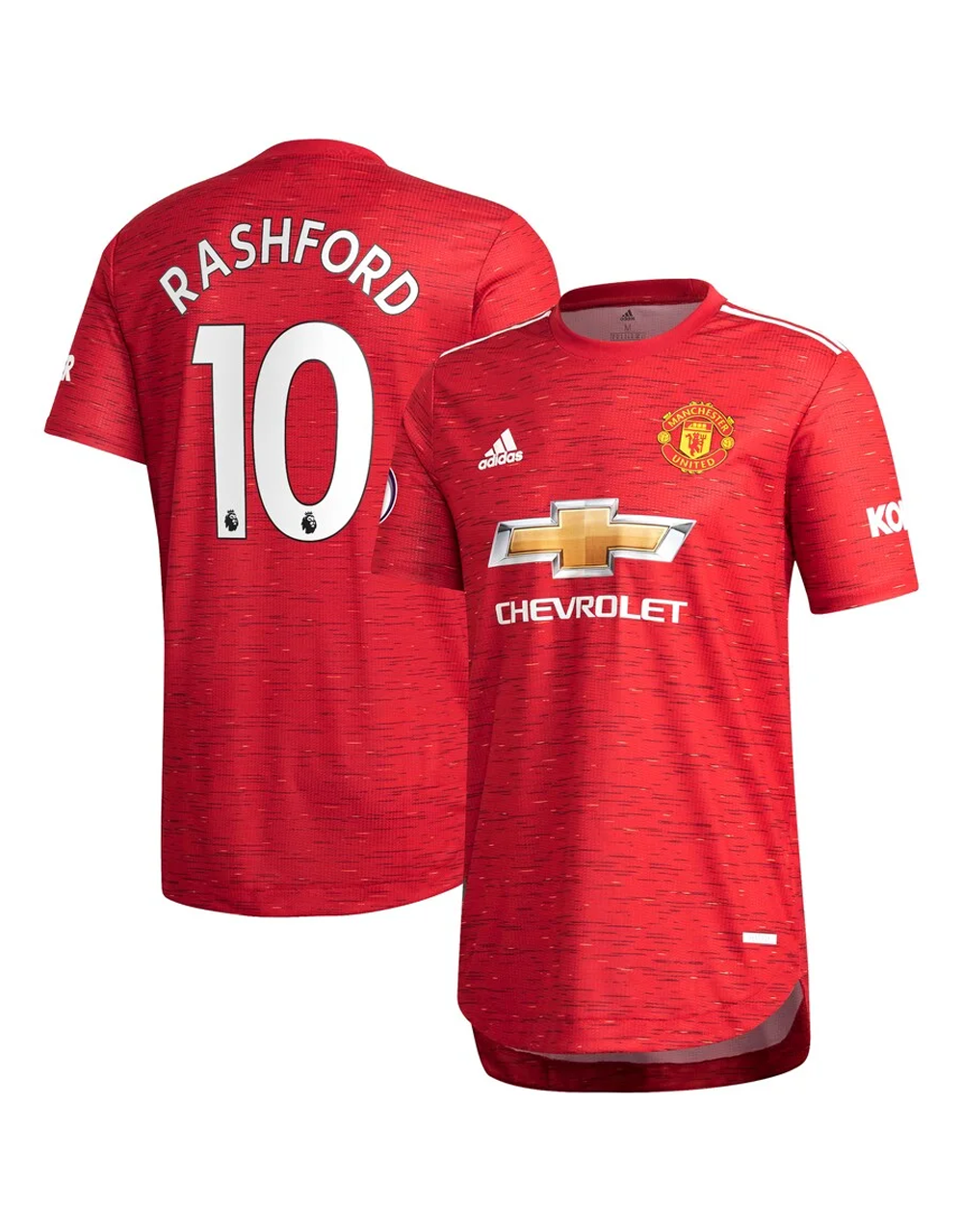 Manchester United Home Kit 2020-21 (Player Version)