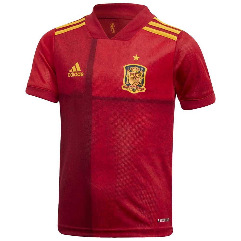 Spain Home Kit 2020-21 (Player Version)