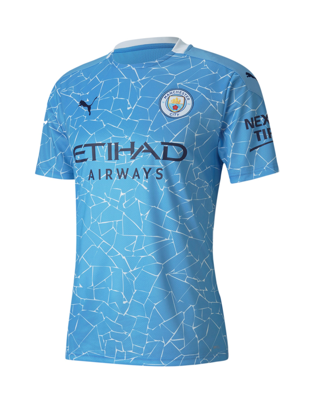 Manchester City Home Kit 2020-21 (Player Version)
