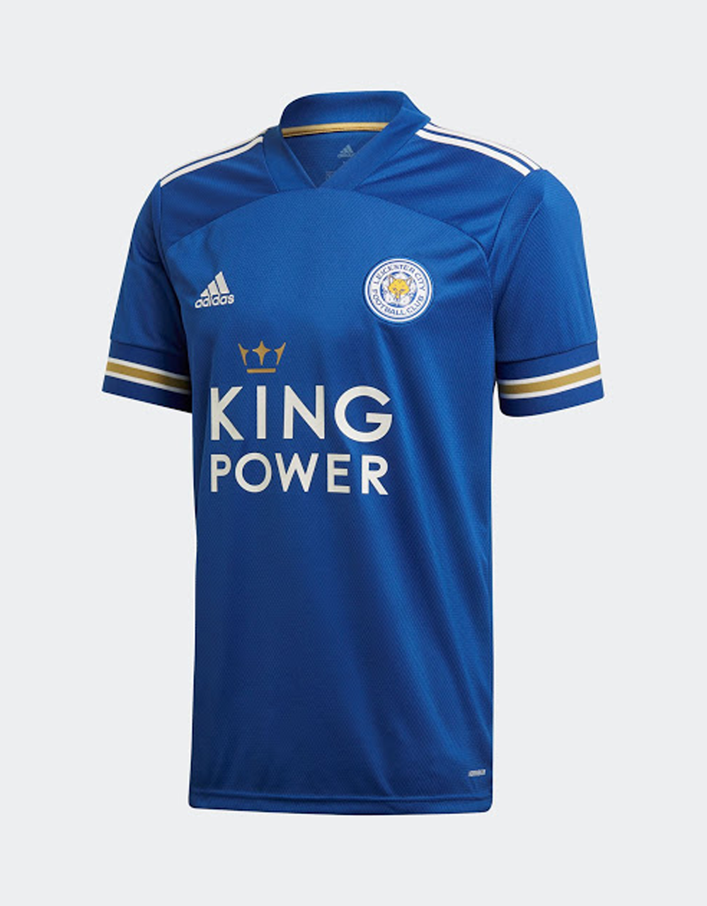 Leicester City Home Kit 2020-21 (Player Version)