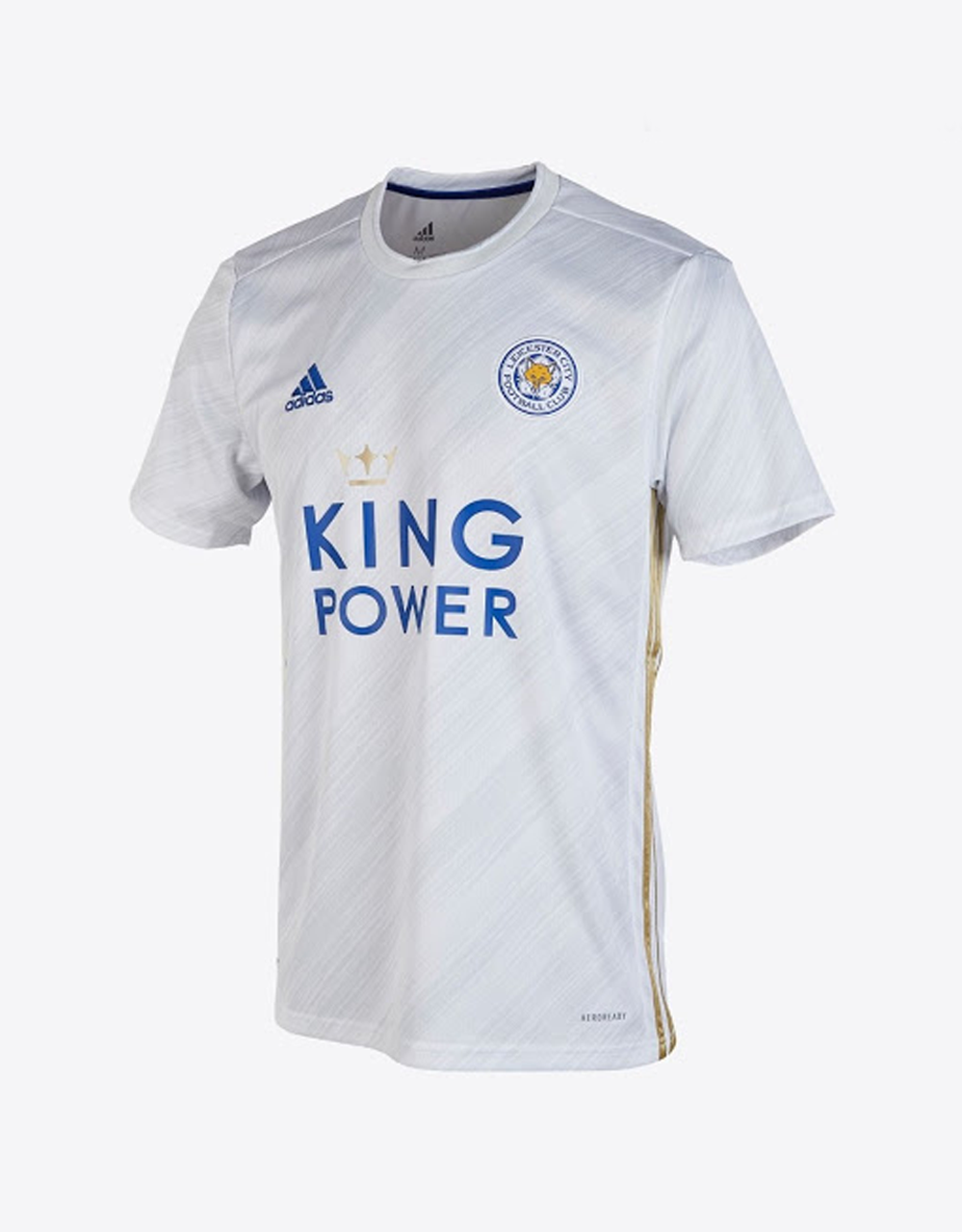 Leicester CIty Away Kit 2020-21 (Player Version)